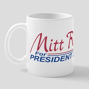 Romney for President 08 Mug