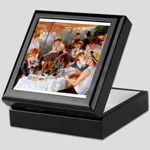 Luncheon of the Boating Party Keepsake Box
