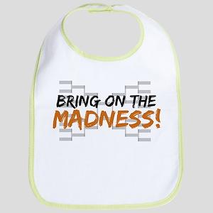 Bring on March Madness Bib