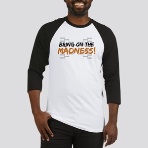 Bring on March Madness Baseball Jersey
