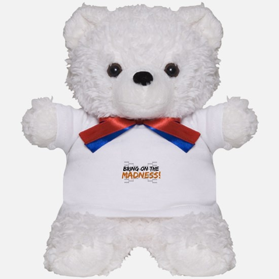 Bring on March Madness Teddy Bear