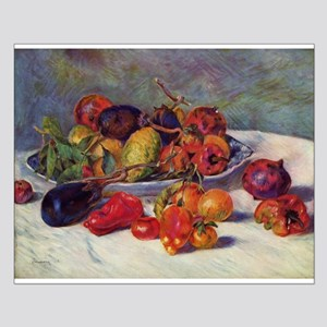 Still Life With Fruit Small Poster