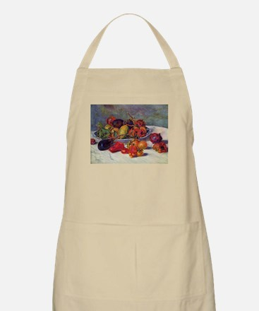 Still Life With Fruit Apron