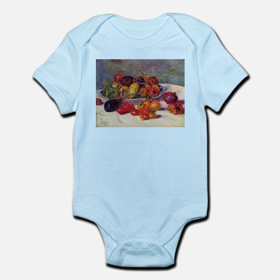 Still Life With Fruit Infant Bodysuit