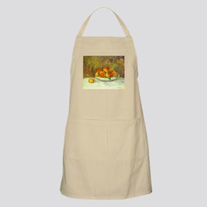 Still Life with Peaches Apron