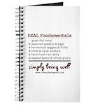 REAL Foodamentals Journal