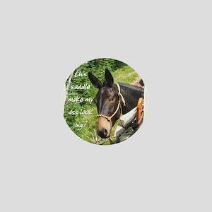 Mule Mini Button