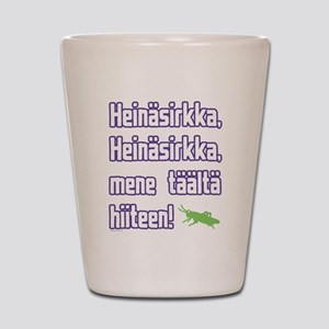 Heinasirkka Shot Glass