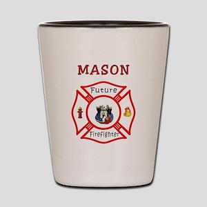 Mason Shot Glass
