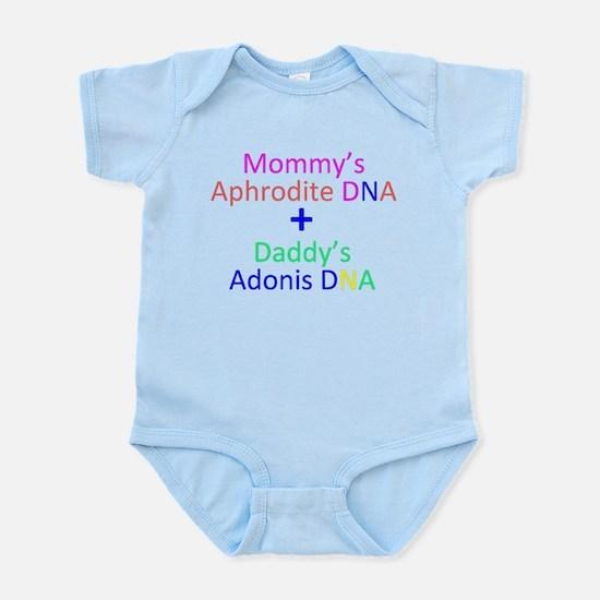 Mommy + Daddy Infant Bodysuit