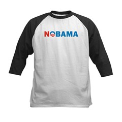 Nobama Kids Baseball Jersey