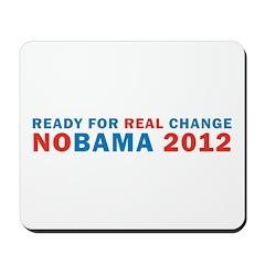 Real Change Mousepad