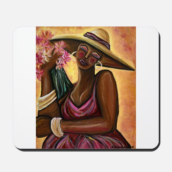 Beautiful Bouquet Mousepad