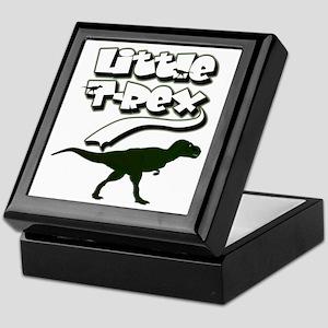 Little T-Rex Keepsake Box