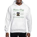 Freedom Rings Hooded Sweatshirt