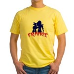 French Yellow T-Shirt