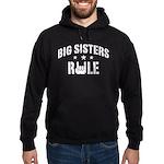 Big Sisters Rule Hoodie (dark)