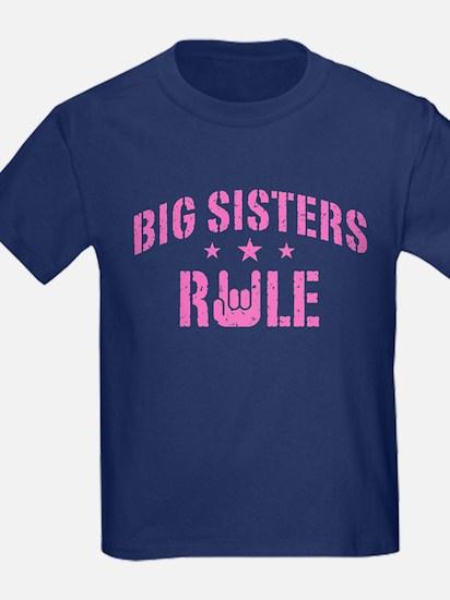 Big Sisters Rule T