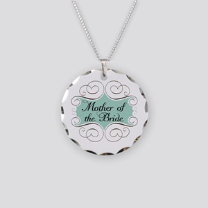 Mother of the Bride Beautiful Necklace Circle Char