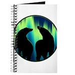 Northern Lights Tribal Bears Journal