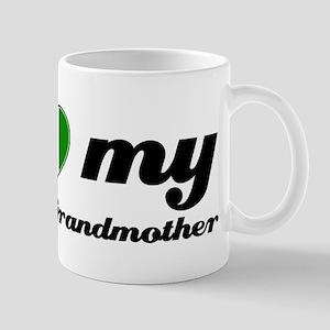 I love My Ivorian Grandmother Mug