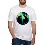 Northern Lights Tribal Bears T-Shirt