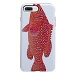 Coral Hind Grouper iPhone 8/7 Plus Tough Case