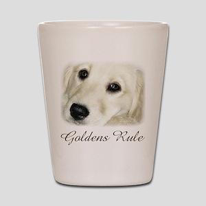 Goldens Rule Shot Glass