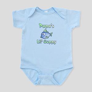 Papa's Lil' Guppy Infant Bodysuit