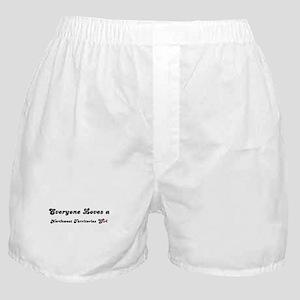 Loves Northwest Territories G Boxer Shorts
