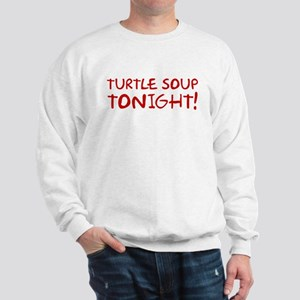 Turtle Soup Tonight Shelby Swamp Man T-Shirt Sweat