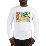 Creation Myth Watercolor Long Sleeve T-Shirt