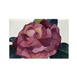 Camellia Rectangle Magnet (10 pack)