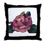 Camellia Throw Pillow