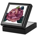 Camellia Keepsake Box