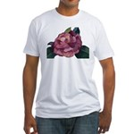 Camellia Fitted T-Shirt