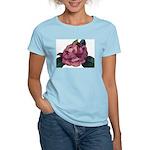 Camellia Women's Pink T-Shirt