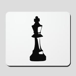 Chess - King Mousepad