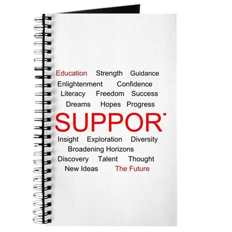 Support Education, Support the Future Journal