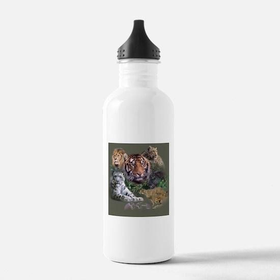 Cute Wildlife Water Bottle