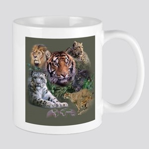 ip001528catsbig cats3333 Mugs