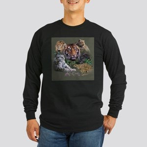 ip001528catsbig cats3333 Long Sleeve T-Shirt