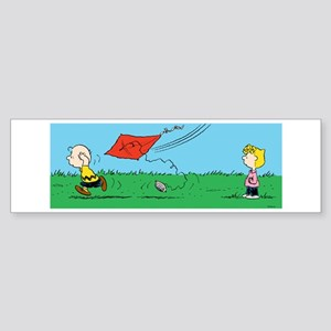 Kite Flight Failure Sticker (Bumper)
