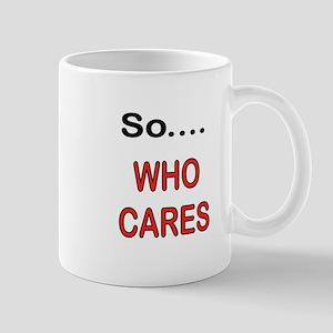 MAYBE I DO Mug