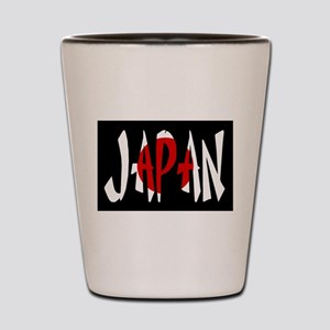 Japan Relief 2011 Shot Glass