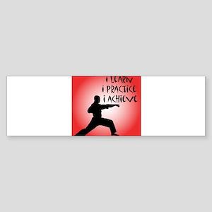 Karate Kid Sticker (Bumper)