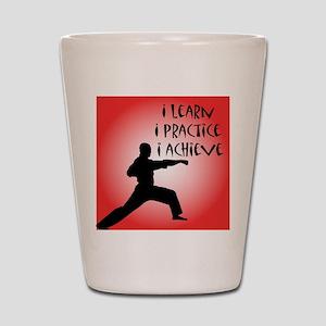 Karate Kid Shot Glass