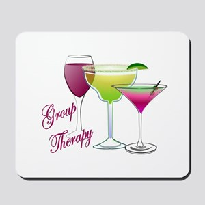 Group Therapy 2 Mousepad