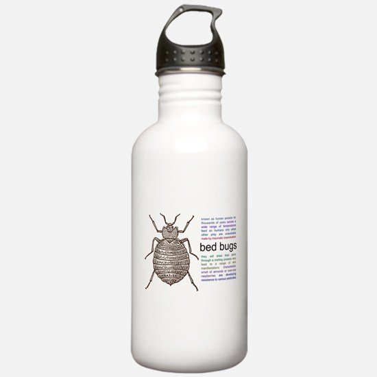 Funny Animal skin Water Bottle