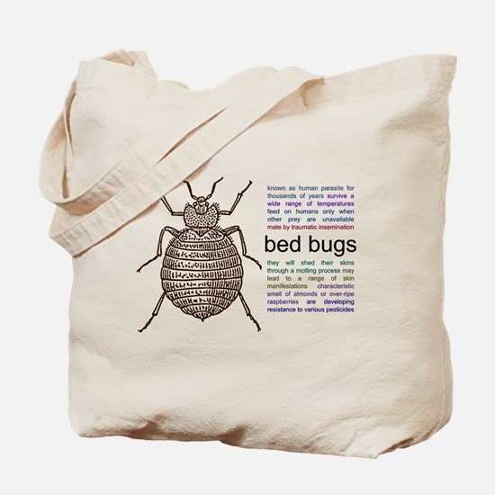 Cute Bug Tote Bag